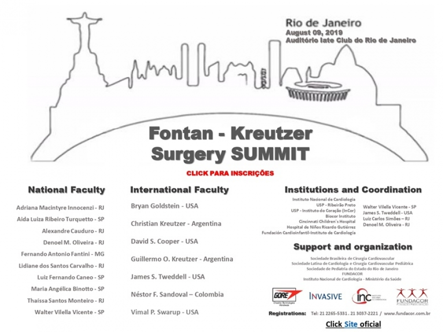Fontan-Kreutzer Surgery Summit